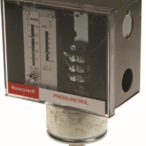 Pressostato para água/vapor Série Pressuretrol® - L91B1